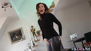 Mature british ho banged