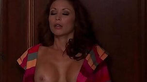 Hot milf (Monique Alexander) cucks her husband - BRAZZERS