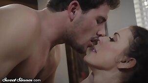 SweetSinner Huge Tits Cougar is HOT for Daughter's Boyfriend