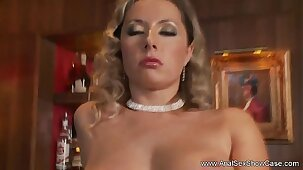 Classy Mom Does Anal With Son