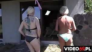 Polskie porno - Wakacyjny relaks