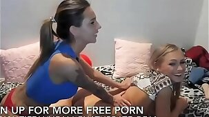 Hot sisters playing hardcore  for more *** FREE ON Chats4Free.com