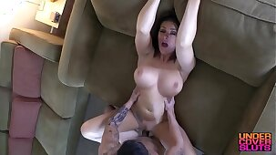 Creampied My Brother's Cheating Ass Wife