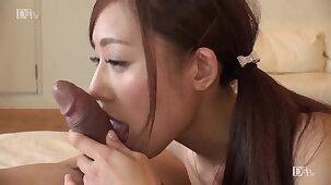 Crazy Tit-fucking by A Sensitive Masochist 1 - CARIBBEANCOM