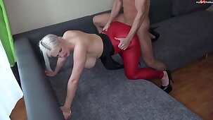 Fucking big ass Milf hard Doggystyle