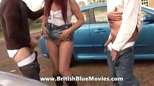 British Car Park Dogging